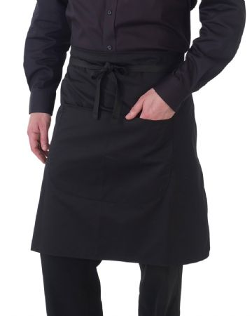 DP52CN Dennys Low Cost Waist Apron With Pocket